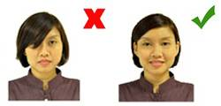 Passport Photo Guideline 2