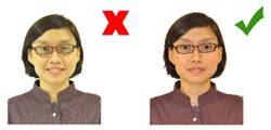 Passport Photo Guideline 3