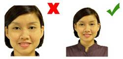 Passport Photo Guideline 4