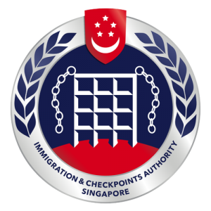 Immigration And Checkpoint Authority Logo